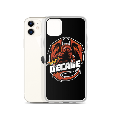 Decade iPhone Case