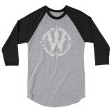 ItsWiKKiD Distressed Baseball Tee