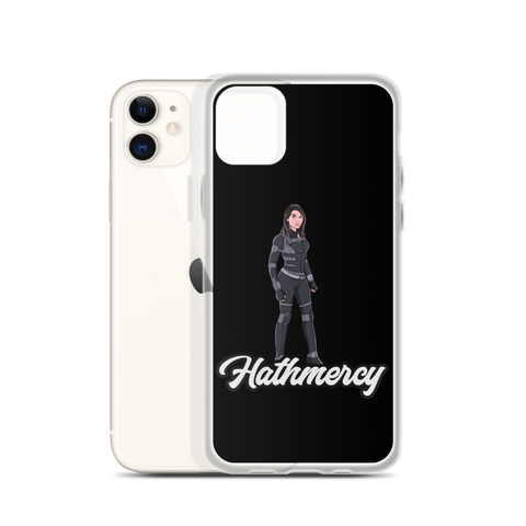 HathMercy iPhone Case