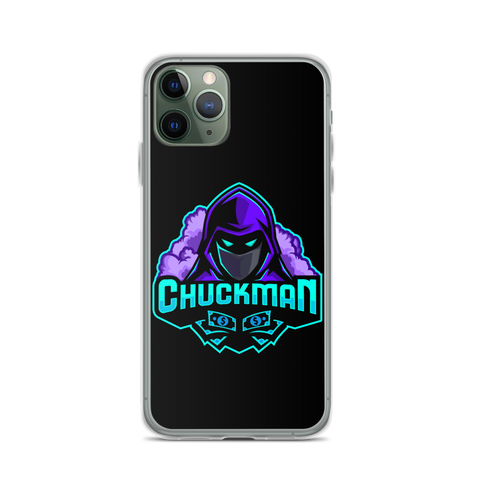Chuckman iPhone Case