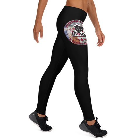 Murder 4 Money & Glory Gaming Leggings