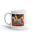 X-Bit Gaming Villain on a Unicorn Mug
