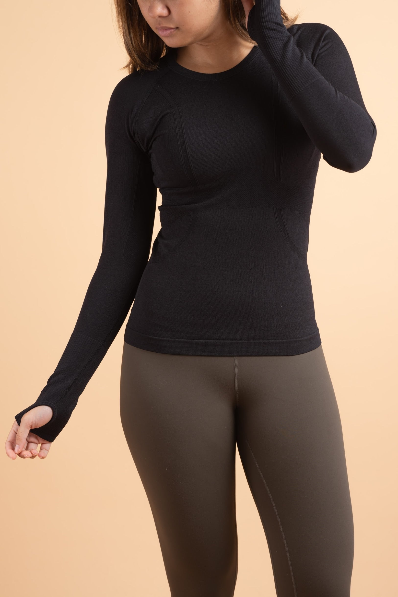 DREAM SEAMLESS TECH LONG SLEEVES