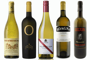 Decanter Best white wine for Autumn - Eight to try