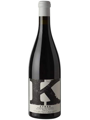 K Vintners, Powerline Estate Syrah, Walla Walla Valley USA 2015
