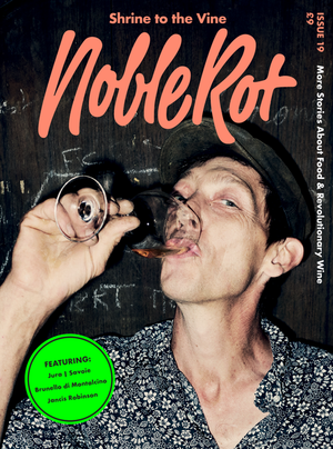 Noble Rot Magazine Issue 19 Shrine to the Vine