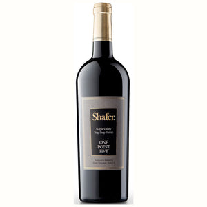 Shafer Cabernet Sauvignon One Point Five 2015