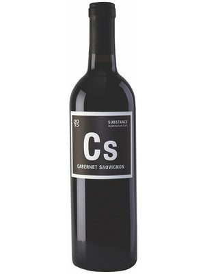 Wines of Substance Cs Cabernet Sauvignon 2015