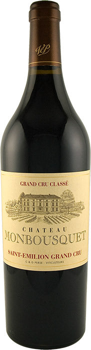 Chateau Monbousquet, Saint-Emilion Grand Cru 2015