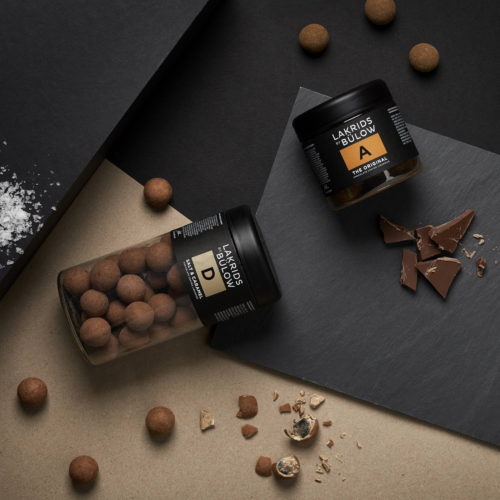 Liquorice Hesven - Official UK retailer of Lakrids Danish Liquorice