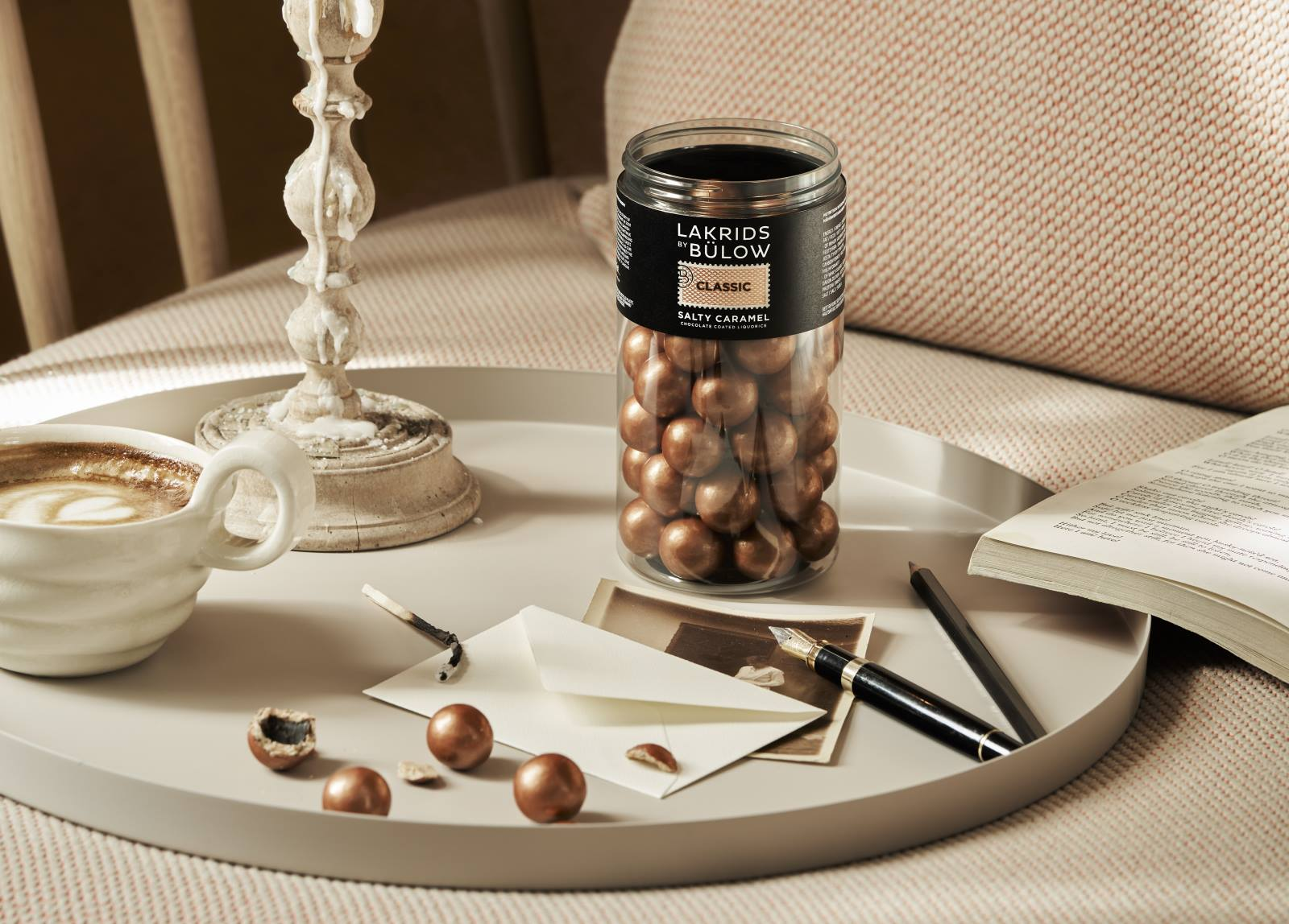Lakrids by Bulow Classic and Gold - chocolate coated liquorice