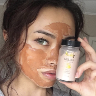 Relax Clay Mask - Something Cute