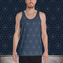 Load image into Gallery viewer, Oriental Geometry Science Sleep Tank Top Sleeveless Shirt