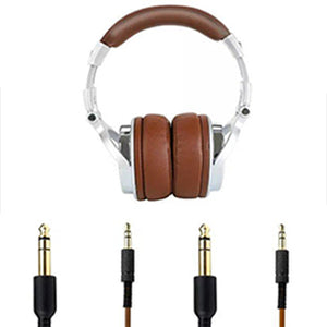Professional Wired Binaural Meditation Headphones