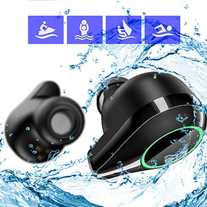 WaterPODs 100% Waterproof Bluetooth In-Ear Headphones