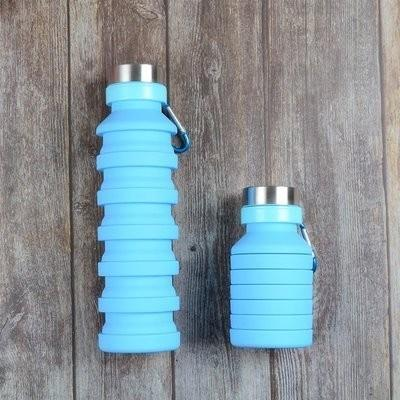 water bottle when running