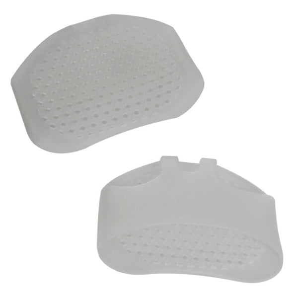 Silicone Honeycomb: Forefoot Breathable Health Care Insoles.