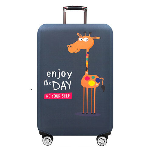 luggage cover american tourister