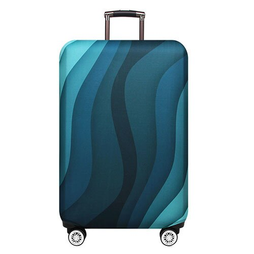 how to make luggage cover