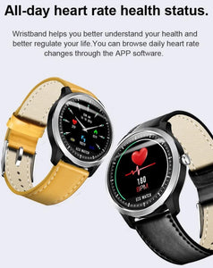 smart watch ecg ppg
