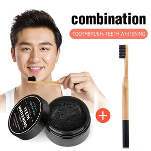 Coconut Charcoal Toothpaste - Teeth Whitening Powder