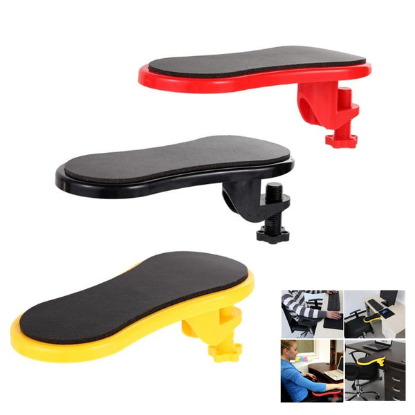 Attachable Armrest Pad Desk Computer Table Arm Support