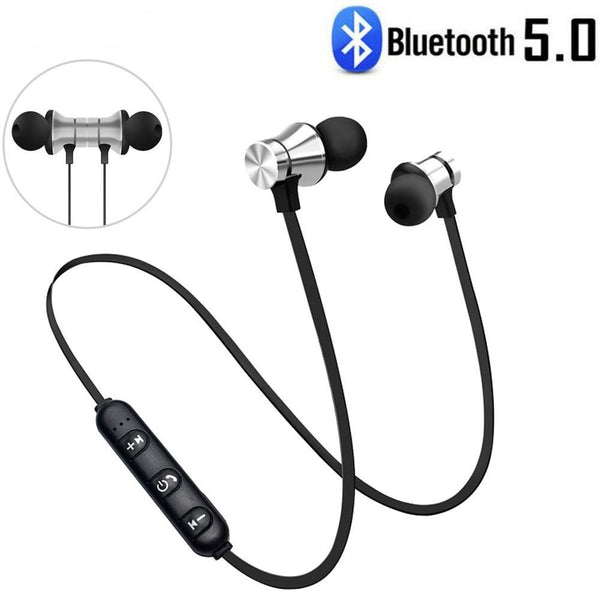 magnetic earbuds wireless