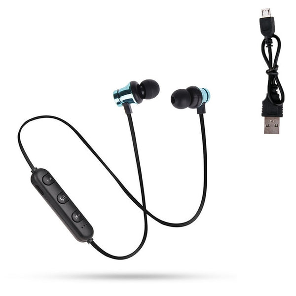 magnetic earbuds Bluetooth