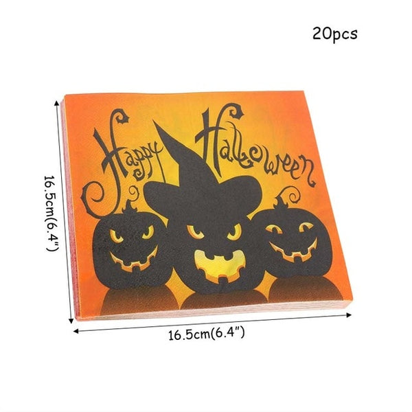 easy halloween crafts with paper