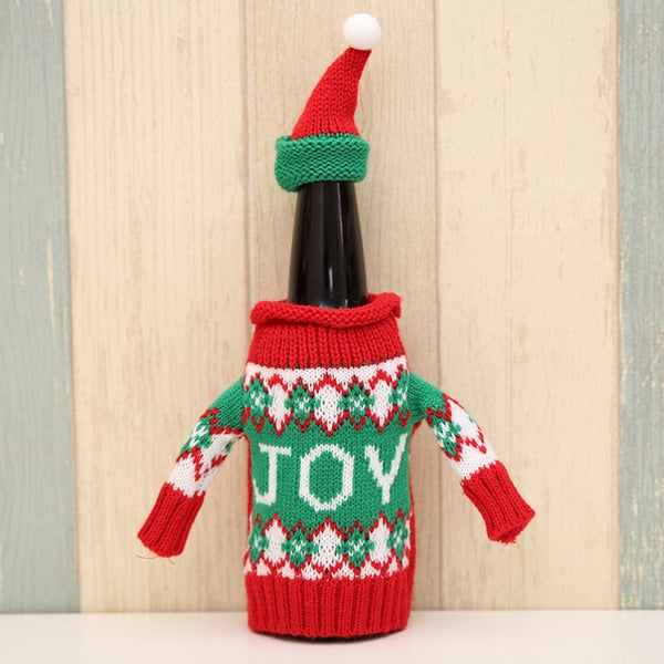tito's vodka bottle sweater