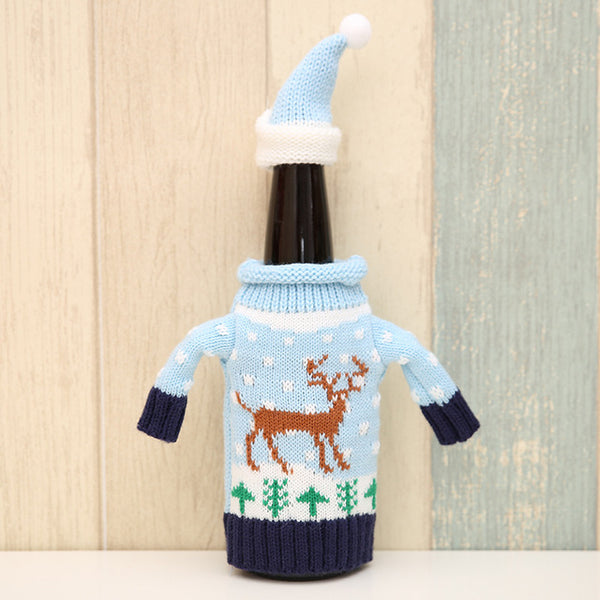 bottle sweater koozie