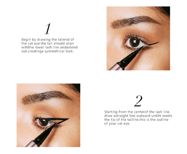 eyeliner on waterline
