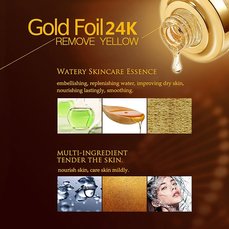 face cream with 24k gold