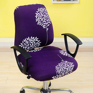 Pleasant Office Chair Cover Arcarise Caraccident5 Cool Chair Designs And Ideas Caraccident5Info