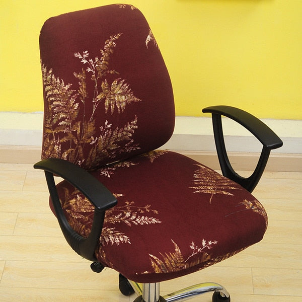 computer chair cover diy