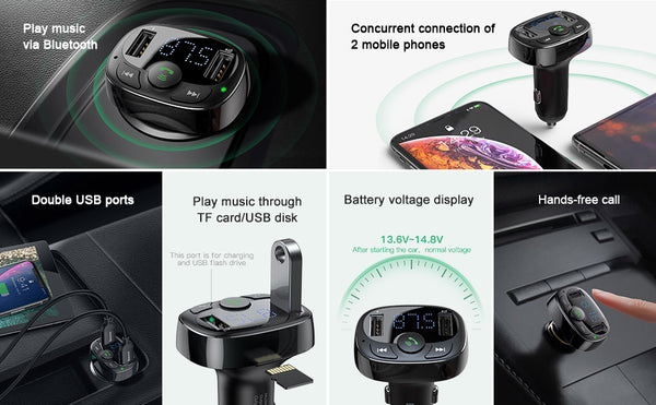 car phone charger wireless