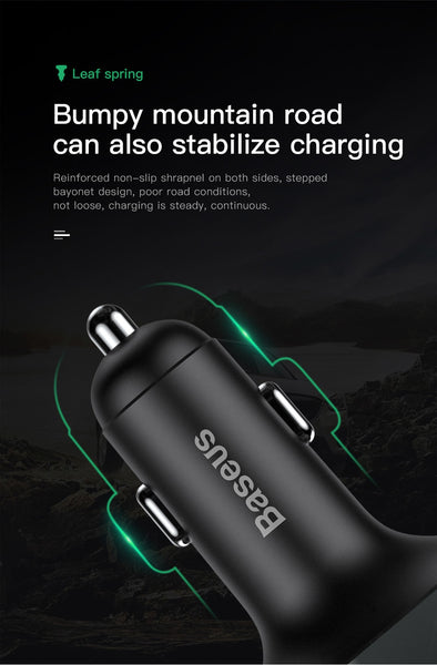 car charger usb c