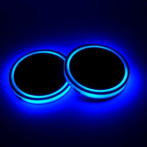 led light cup holder