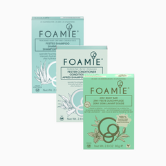 Foamie Hair & Body - Aloe and Mint