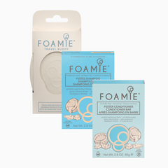 Foamie Travel Set - Shake Your Coco