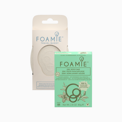 Foamie Travel Set Body - Mint to be Fresh