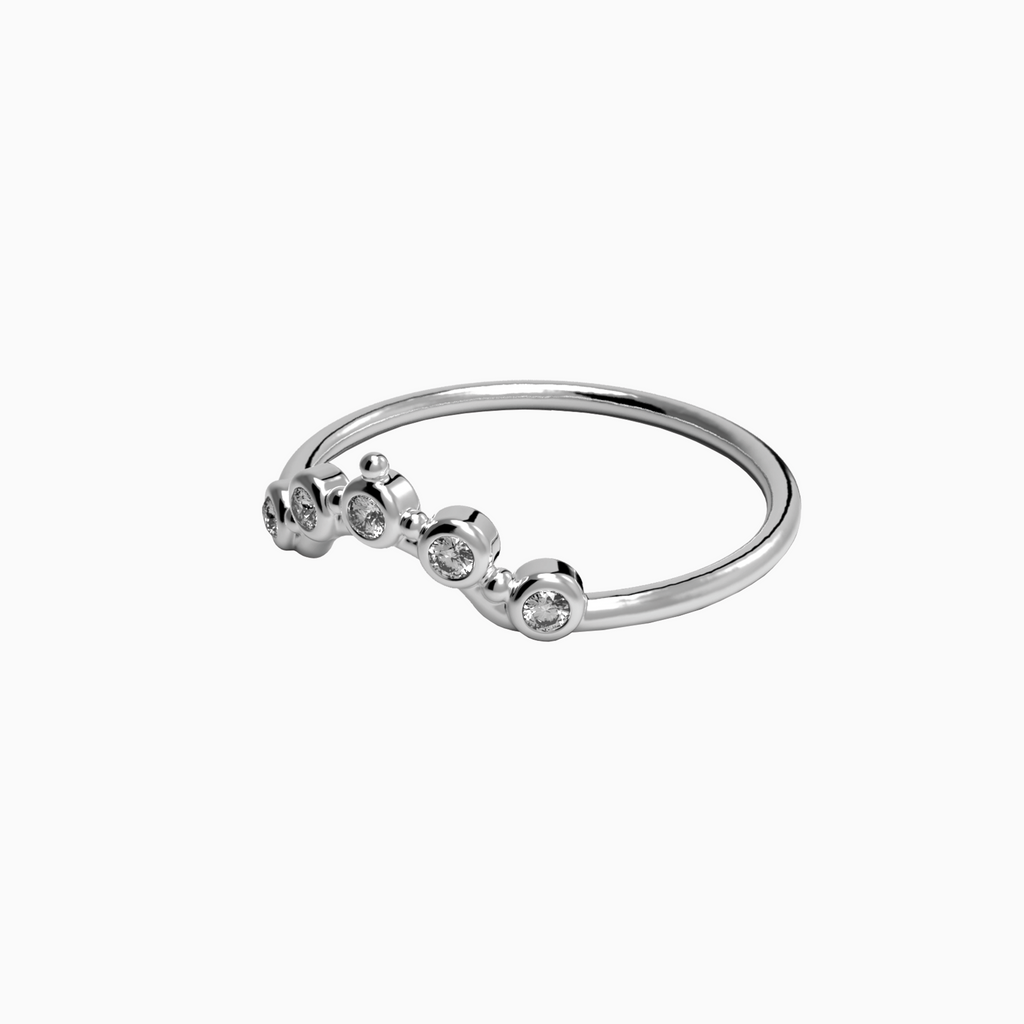 Ring STELLA 925er Sterlingsilber