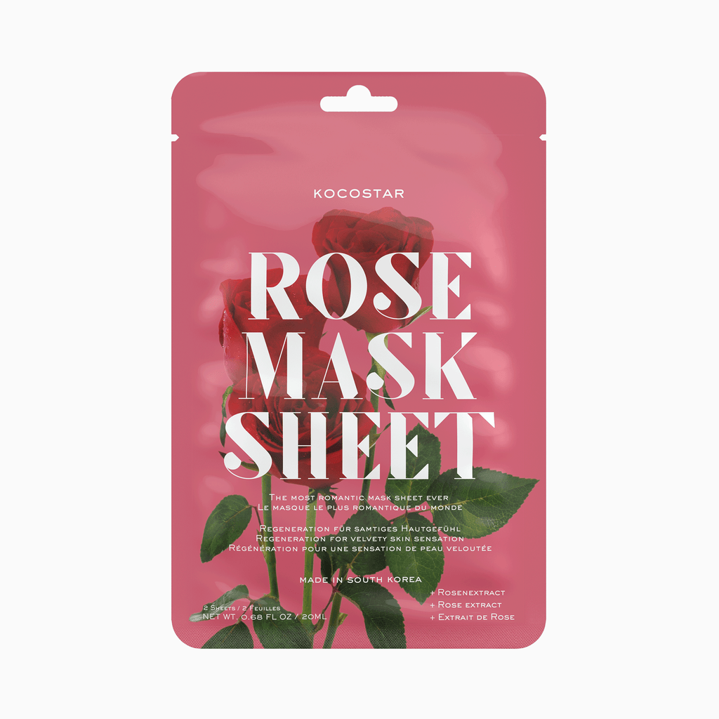 Rose Slice Mask