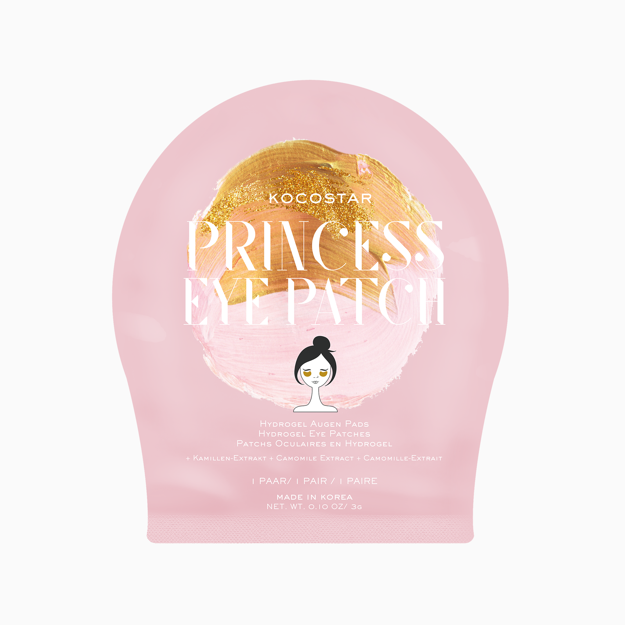 Princess Eye Patches