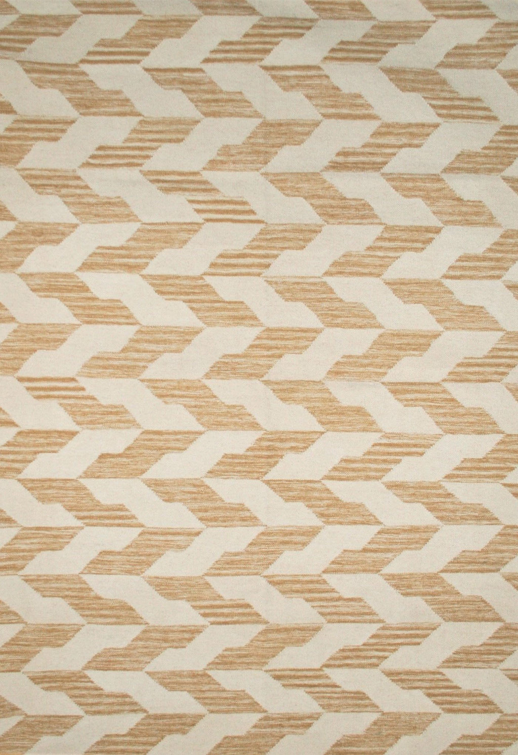 yellow contemporary geometric rug