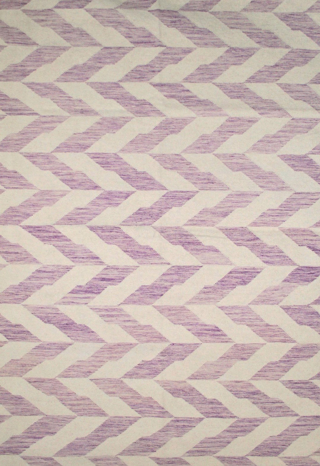 modern rug purple geometric