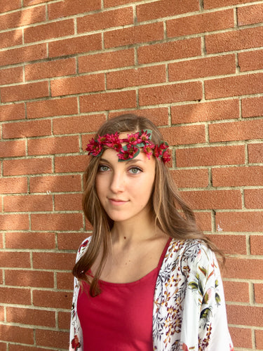 Wildflower Crown