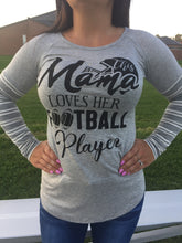 Loves Her Football Player