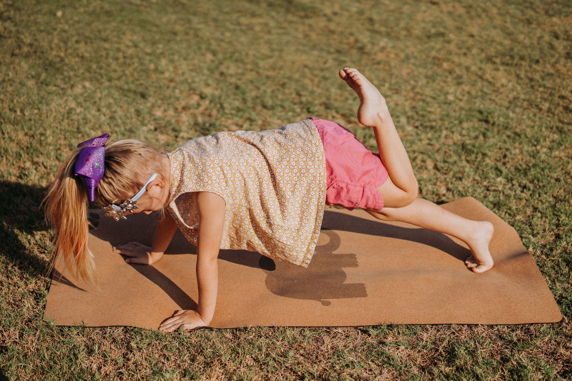 Child yoga mat