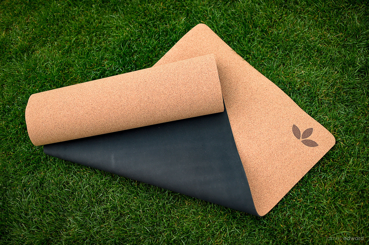 Lauryan Cork Yoga Mat